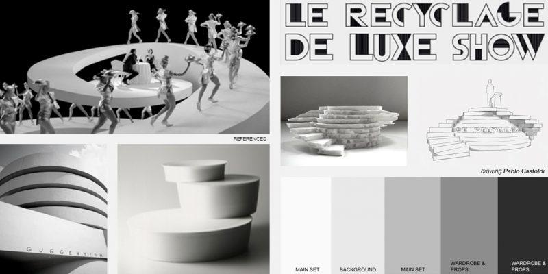 Le Recyclage de Luxe Show